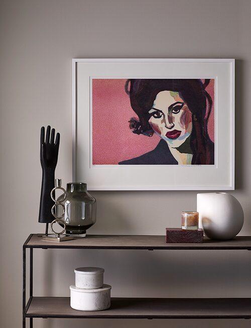 """Cecilia Wikströms """"Amy"""" är skapat unikt för NOA Gallery."""