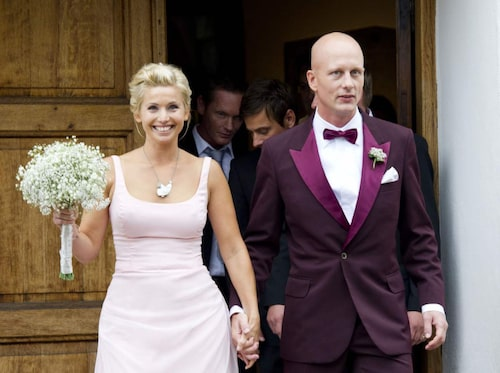 Tina och hennes man Martin gifte sig 2011 efter 16 år tillsammans.