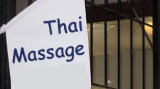 Massage salonger för sex