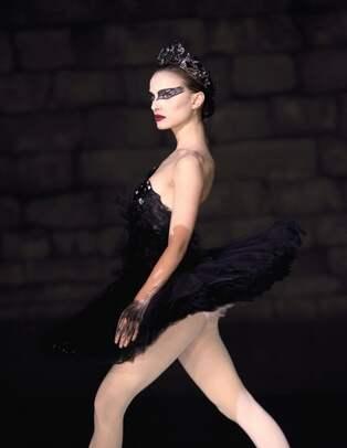 Natalie Portman svart svan sex scen porr kön VODEO