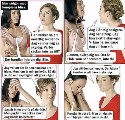 Kvinnor sexmissbrukare