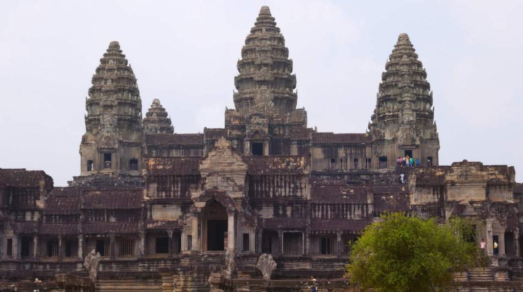 I Kambodja får du mest för pengarna.