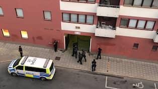 Sjalvmord med hjalp av polis