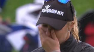 Annika sorenstam vann sin tredje major titel