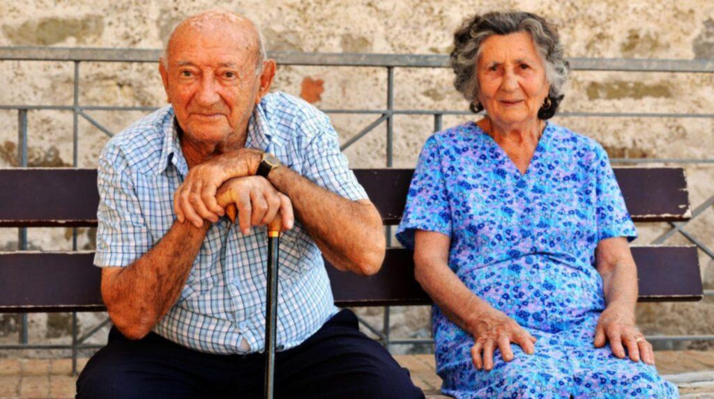 I Acciaroli blir mer än var tionde person över 100 år gammal.