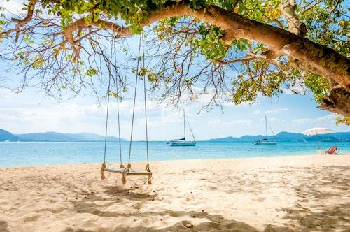 Rang Yai Island, ett underbart alternativ utanför Phukets östkust.