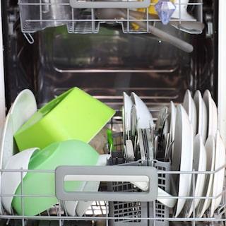 rengöra diskmaskin med ättika