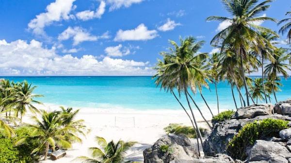Stränderna är Barbados största tillgång.