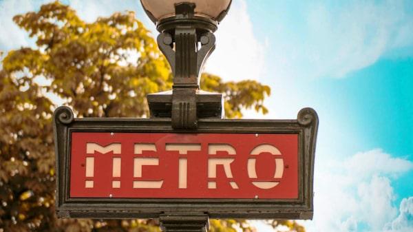 Flanera eller kika efter närmaste metro snarare än att ta en taxi