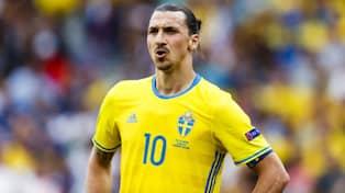 Adidas nya flört med Zlatan Ibrahimovic