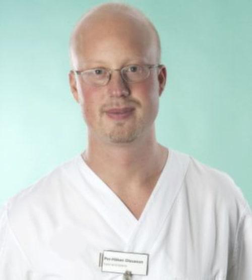 Hudläkare Per-Håkan Olausson.