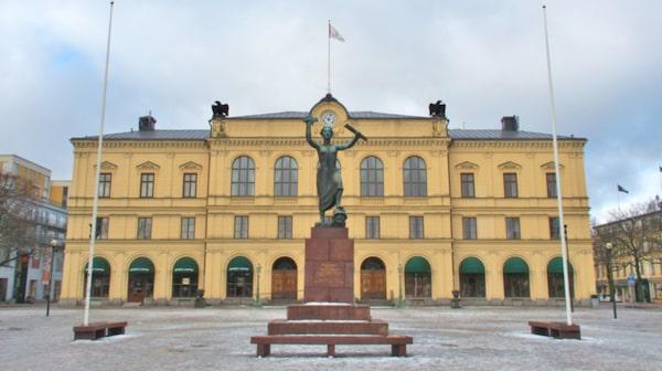 Karlstad är Värmlands Pokémontätaste plats.