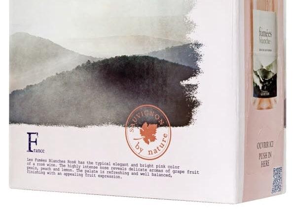 Les Fumées Rosé är en av Håkan Larssons favoritviner på bag in box