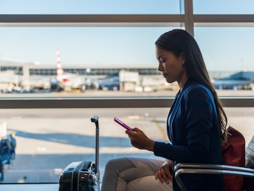 Gratis wifi är en självklarhet på många flygplatser.