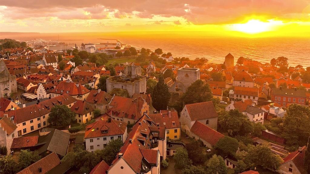 Drömmen om Gotland, solens ö, har många. Kan man inte köpa är det i alla fall gratis att titta på bilder och drömma sig bort en stund...