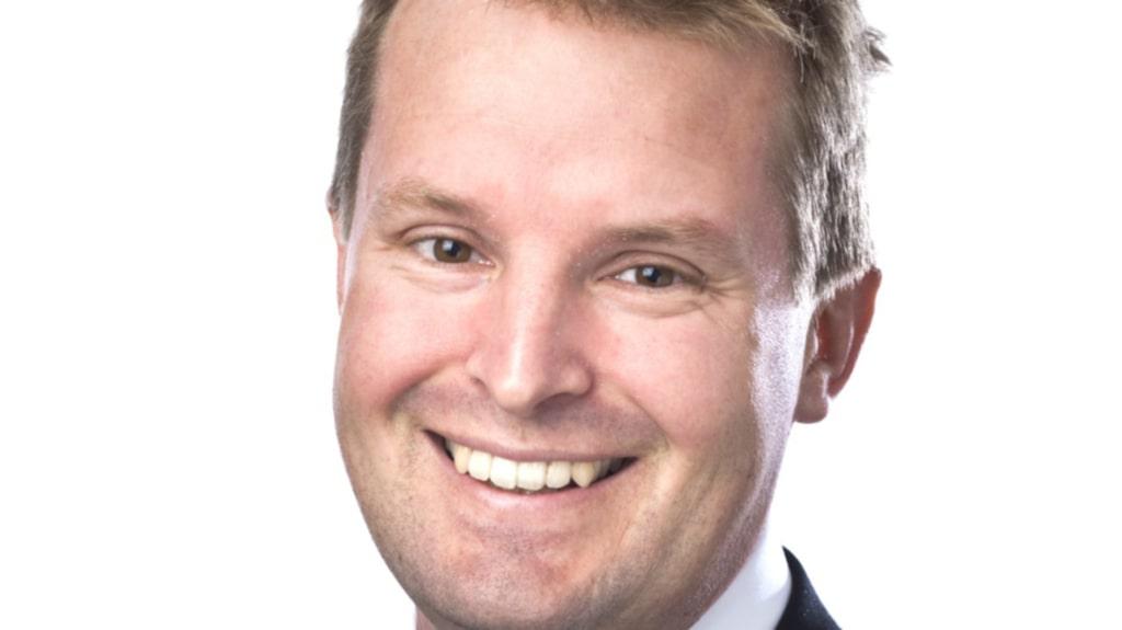 Fredrik Sjödin är överinspektör på Elsäkerhetsverket.