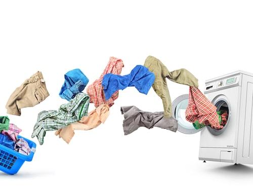 Om man fick drömma skulle tvättningen sköta sig själv.
