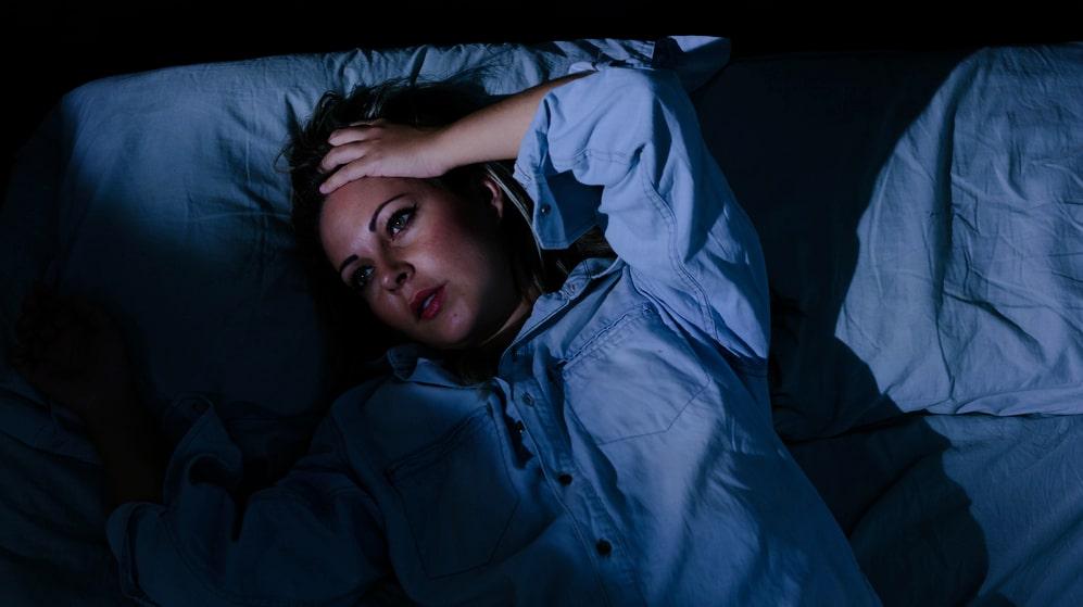Sömnsvårigheter kan leda till bland annat depression enligt forskare.