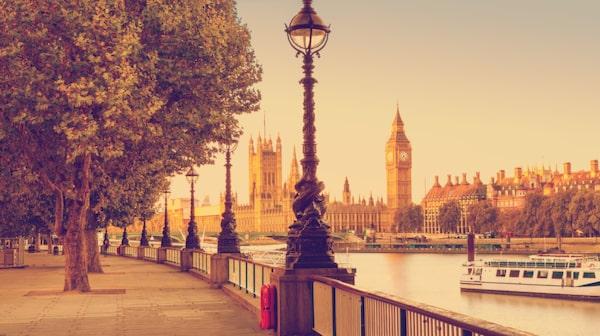 Upptäck Londons guldkorn med Allt om resors guide.