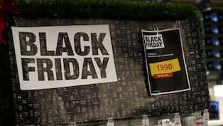 Black Friday 2018: 51 butiker som sänker sina priser