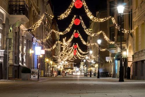 Det går att anmäla sig till en guidad vinterljusvandring i Helsingborg.