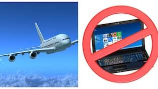 size 40 9b44a 2f38a I mars införde USA elektronikförbud på flyg från åtta länder. Foto   Colourbox
