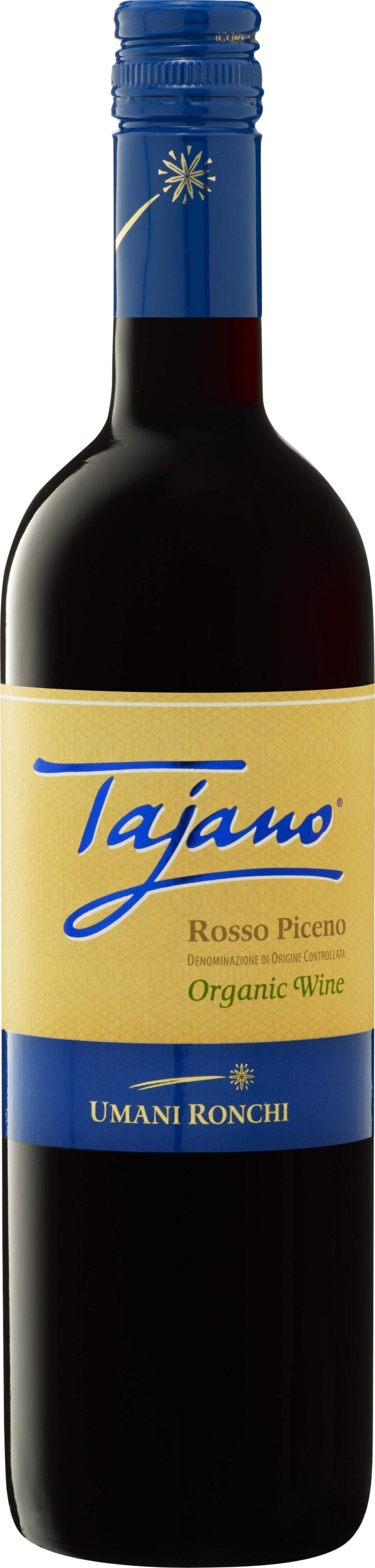 """Rött<br><strong>Tajano Rosso Piceno 2012 (6090) Italien, 79 kr</strong><br>Smakrikt och generöst med drag av körsbär, viol, lakrits och kryddor. Gott till smörstekta gnocchi med lufttorkad skinka, salvia och vitlök.<br><exp:icon type=""""wasp""""></exp:icon><exp:icon type=""""wasp""""></exp:icon><exp:icon type=""""wasp""""></exp:icon><exp:icon type=""""wasp""""></exp:icon><exp:icon type=""""wasp""""></exp:icon>"""