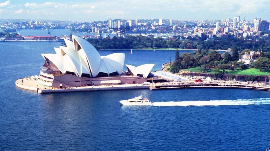 <p>Även Australien hamnar på topplacering.</p>