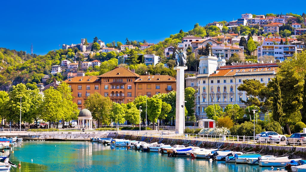 Rijeka – Europas kulturhuvudstad 2020.
