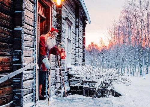 Kyrkstaden i Luleå är ett av Sveriges 15 världsarv.