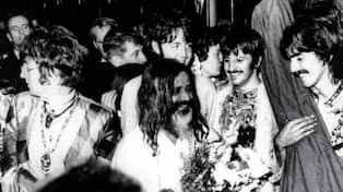 Beatles brev drog in stora pengar