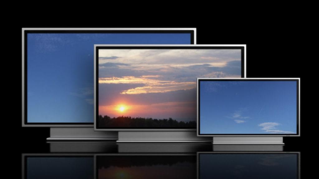Byt stor tv mot liten. Ju större tv:n är, desto mer energi förbrukar den. Ur elanvändningsperspektiv är därför trenden med stora tv-apparater olycklig.