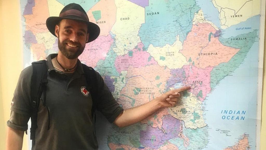 I dag återstår 81 länder att pricka av på listan innan Torbjörn C. Pedersen, 37, slår sig till ro för gott hemma i Danmark.