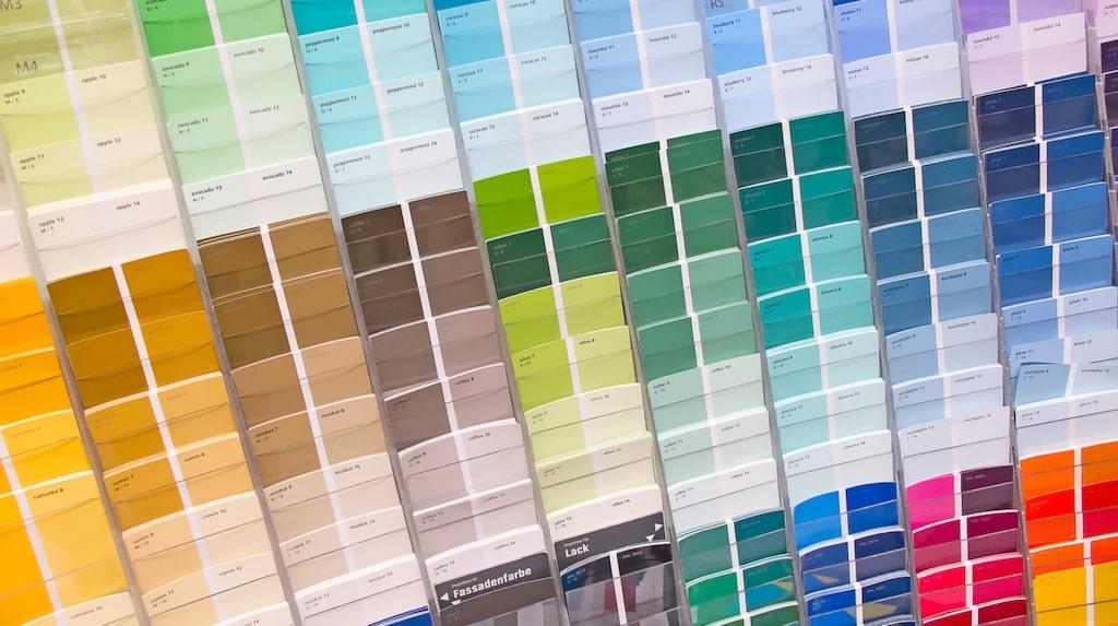 Företaget Pantone har utsett årets färg 2017...