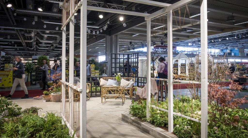 Mellan den 21-24 mars fylls Stockholmsmässan med växtinspiration.
