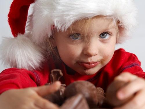 Ju högre kakaohalt desto farligare är chokladen för fyrfotade familjemedlemmar.