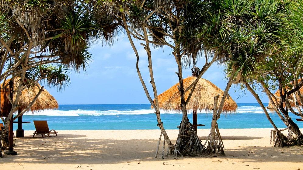 Sex on te beach? Knappast på Bali enligt myndigheterna.