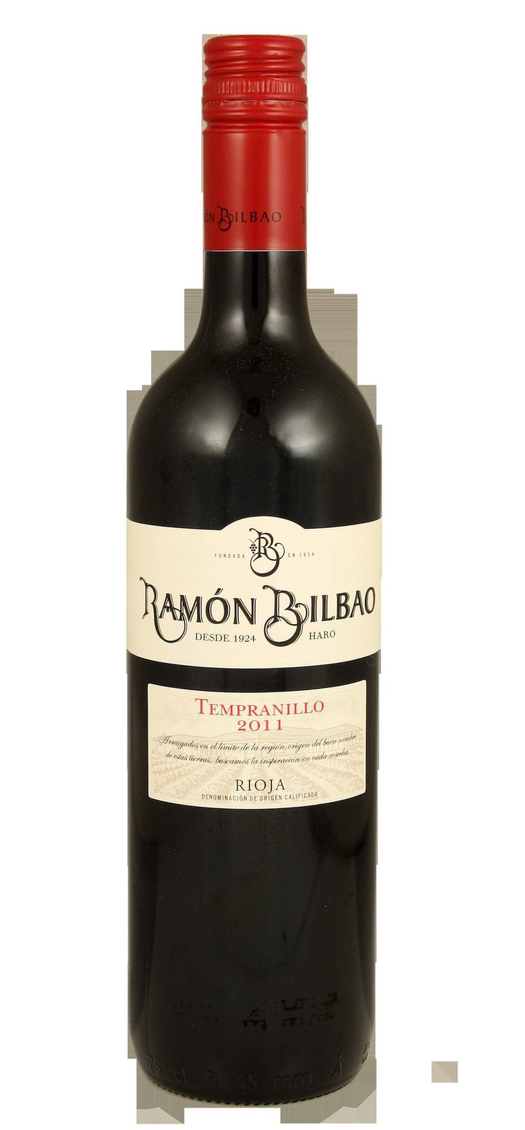 """<strong>Ramón Bilbao Tempranillo 2012</strong><br>(6698) Spanien, 65 kronor<br>Rioja-vin toner av mogna hallon och lätt inslag av vanilj. Gott till exempelvis lammfärsbullar i kryddig sås.<br><exp:icon type=""""wasp""""></exp:icon><exp:icon type=""""wasp""""></exp:icon><exp:icon type=""""wasp""""></exp:icon><exp:icon type=""""wasp""""></exp:icon>"""