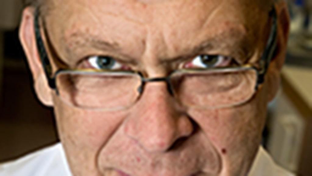 Bengt Winblad, professor i geriatrik.
