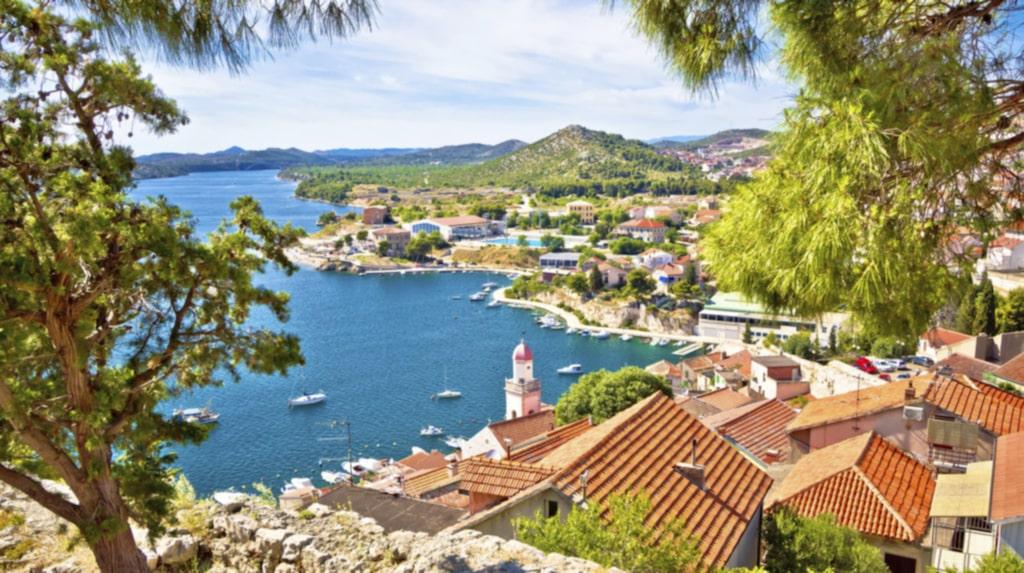 <p>Södra Dalmatiens kust är svår att slita ögonen från.<br></p>