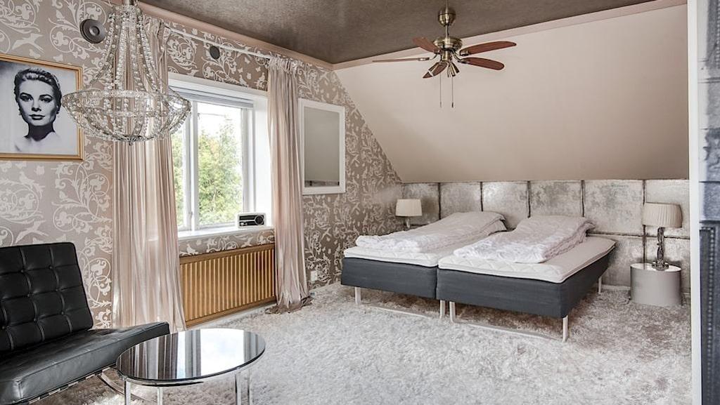 <p>Grace-Kelly-rummet uthyres. Romantiskt och graciöst– precis som hon.<br></p>