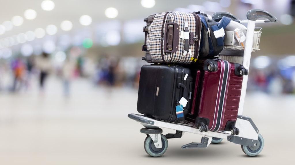 Smidig, lätt och tålig. Tre egenskaper en resväska gärna får ha.