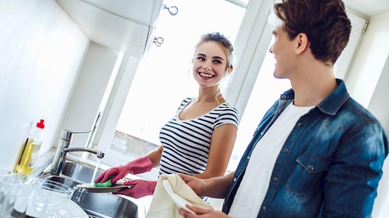Risvattnet ska vara extra bra att diska i eller putsa smutsiga ytor med.