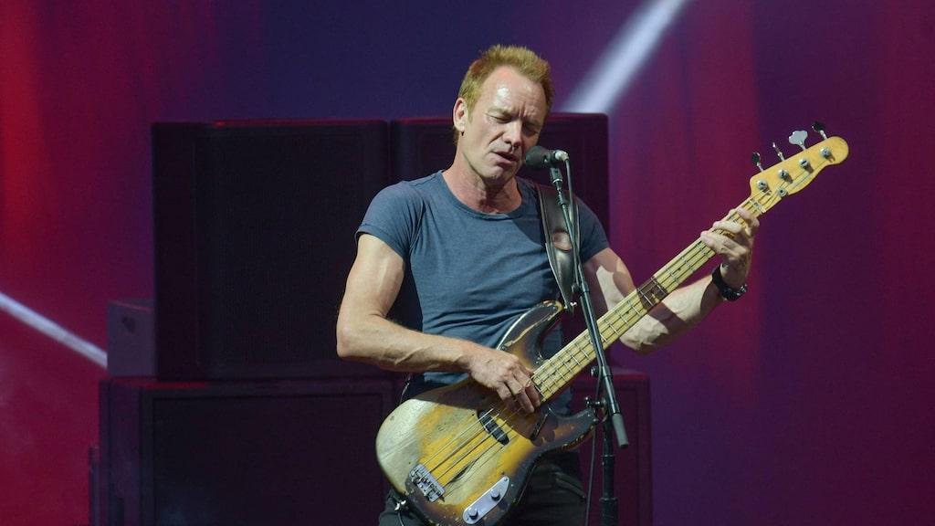 Den brittiska rockstjärnan Sting, 65, har erövrat världen med sin musik och vunnit 16 Grammy Awards, tre Brit Awards en Golden Globe och en Emmy.