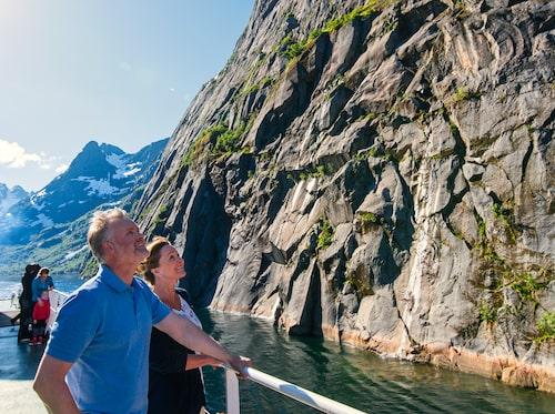 Trollfjorden. En upplevelse för livet.