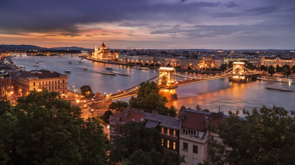 Budapest är en trevlig promenadstad och de flesta sevärdheter ligger centralt.