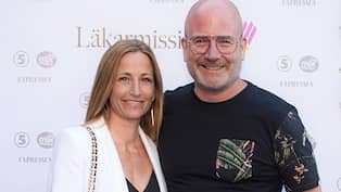 Kristin kaspersen och hans fahlen ska skilja sig
