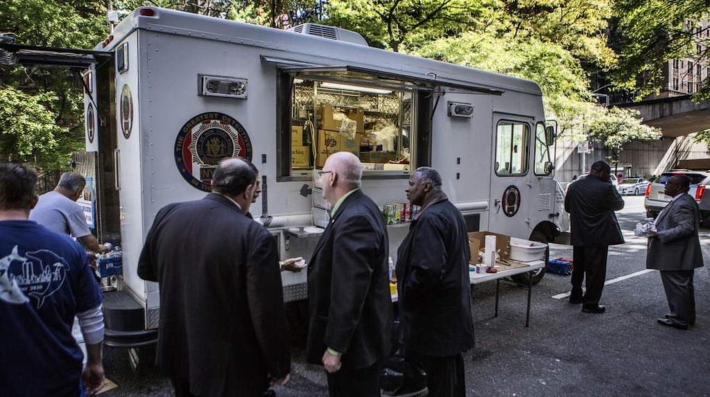 Food-trucks: så mycket bättre snabbmat.