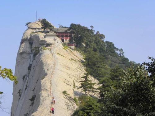 Hua Shan, Kina.