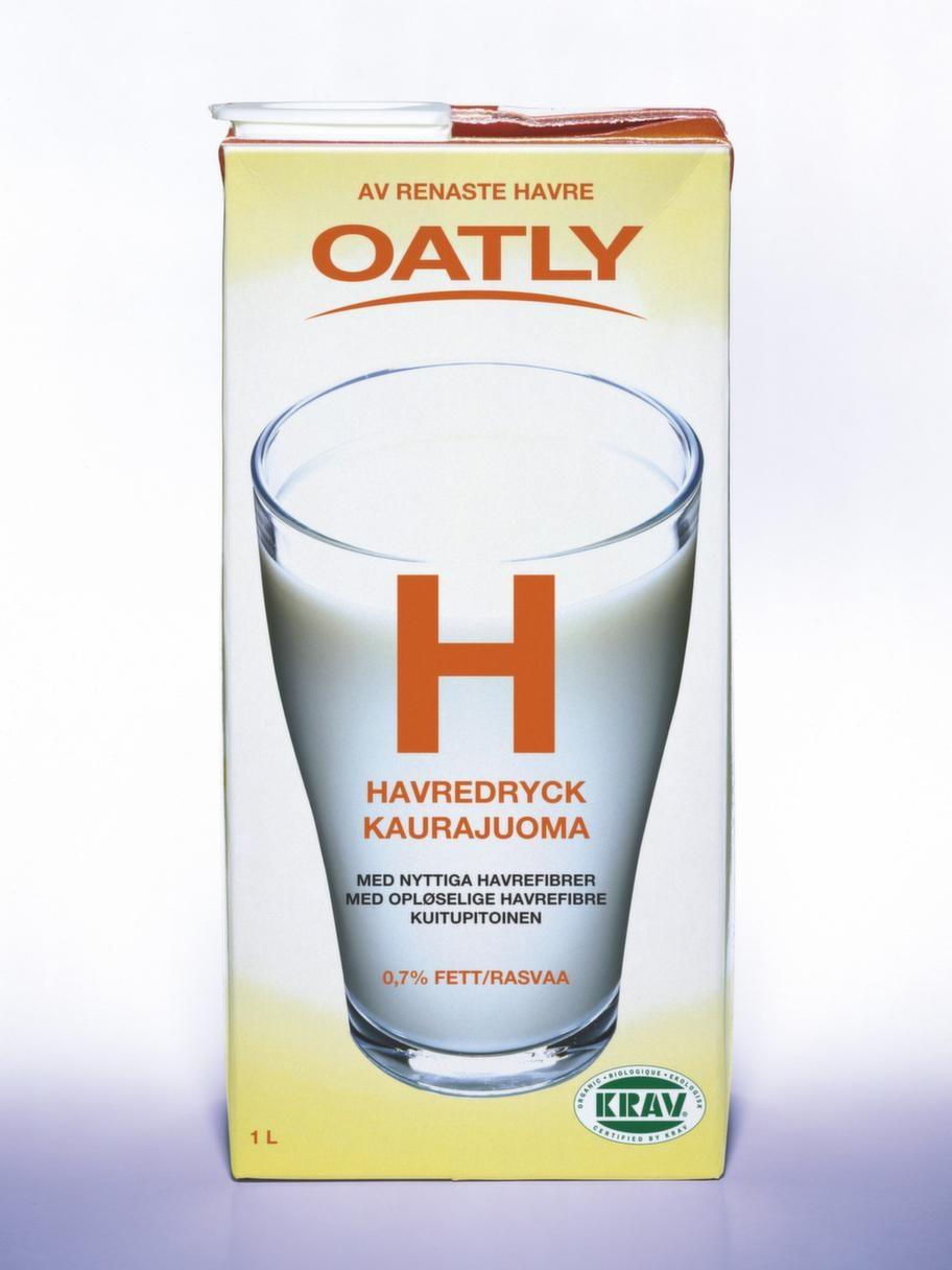 Havredryck innehåller också D-vitamin.